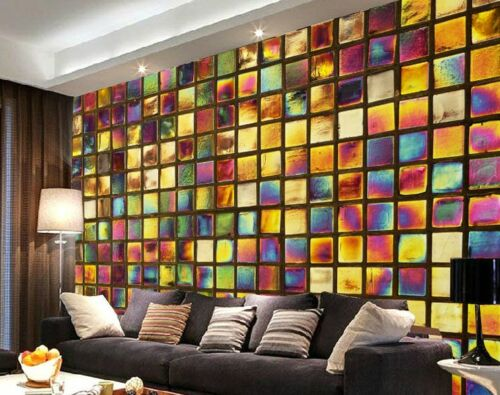 3D Simple Color Wall Paper Wall Print Decal Wall Deco Indoor Murals Wall