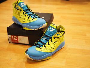 size 40 90d14 adb26 Image is loading Mens-Nike-Air-Jordan-CP3-VII-Venom-Green-
