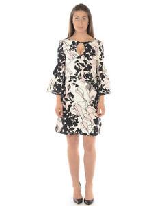 size 40 fecf0 2cf3a Vestito Liu Jo Dress MADE IN ITALY Donna Bianco I18100T1955 ...