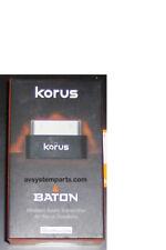 Korus  Baton Wireless USB Audio Transmitter iPhone PC /& Mac NEW