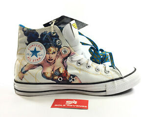 Wonder Woman Chuck Taylor All Stars Batman Converse Comics
