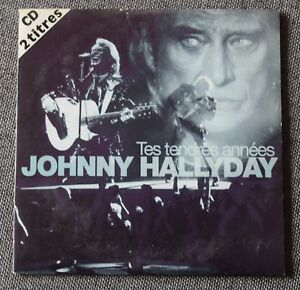 Johnny-Hallyday-tes-tendres-annees-that-039-s-all-right-mama-CD-single
