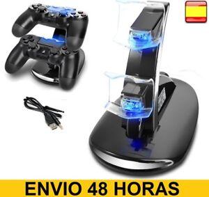 Base-de-carga-para-mando-PlayStation-4-Dock-cargador-game-controller-pad-ps4-ps