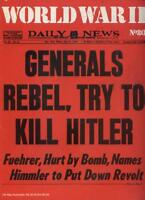 WORLD WAR II MAGAZINE - No. 80 'DAILY NEWS'
