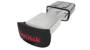 SanDisk-16GB-32GB-64GB-128GB-ULTRA-FIT-USB-3-0-Flash-Pen-Drive-Chiavetta-Key-IT