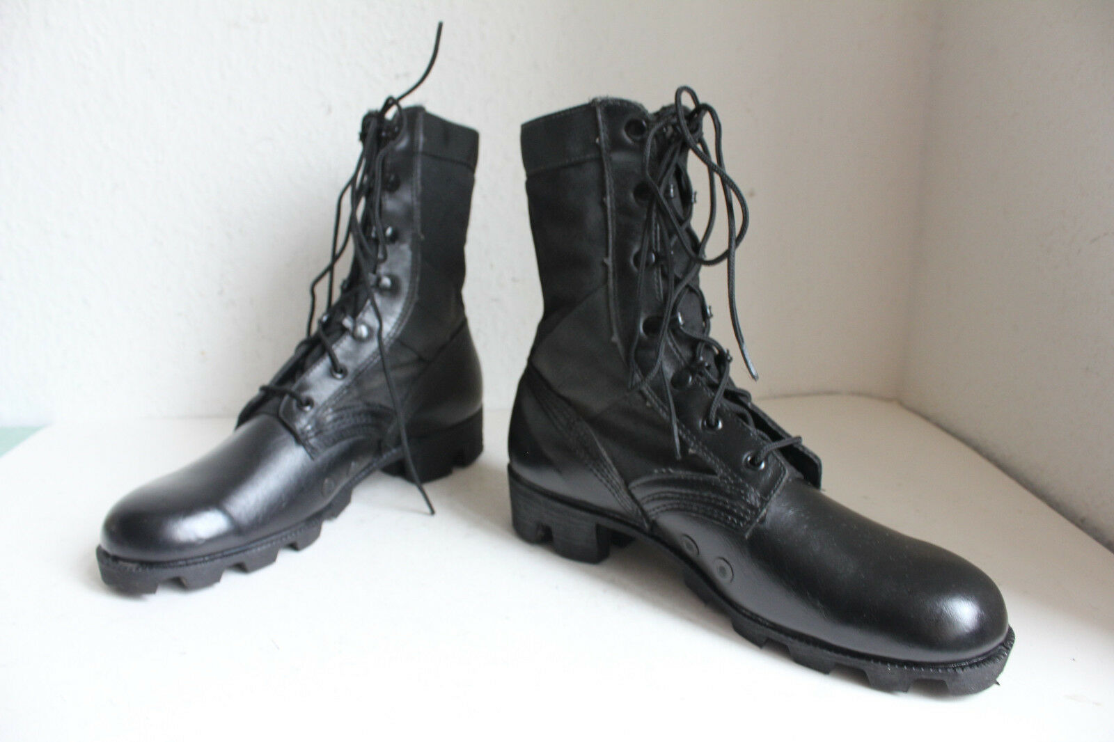 Spike Protective Safety Elegante Stiefel Echtleder Schwarz Eu:39,5-40-Uk:7 wie neu