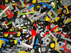 lego technic 500g 1 2kg of random mixed bricks parts. Black Bedroom Furniture Sets. Home Design Ideas