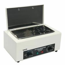 Dental Mini Dry Heat Sterilizer Cabinet Beauty Tattoo Disinfect Machine Us Stock