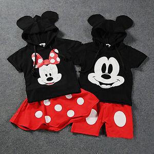 Vestidos de minnie y mickey