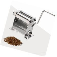 Tobacco Cutter TC-100 Plus with ball bearing for Fine Cut 0.8mm Cutting machine