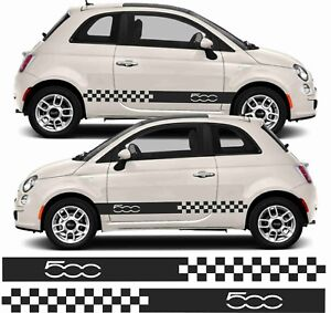 Fiat-500-Sport-500c-Collezione-Side-Stripes-Graphics-Decals-Stickers-Accessories