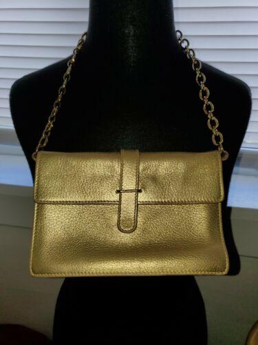 Furla Greta Gold Small Handbag