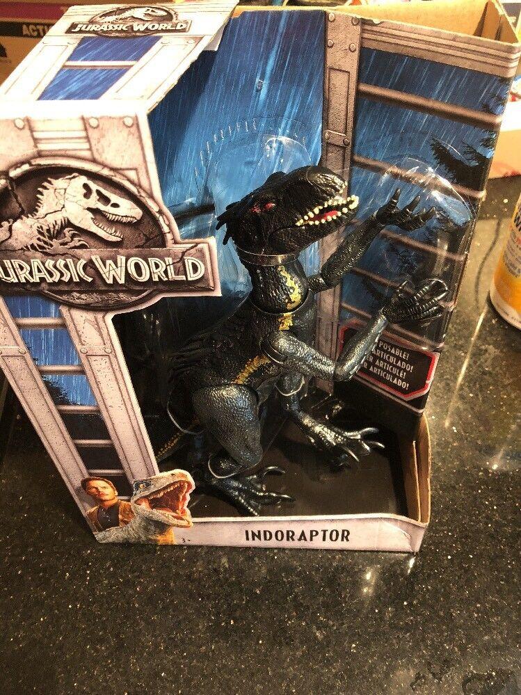 Dino - welt gefallenen königreich 2018 mattel indoraptor abbildung new in box