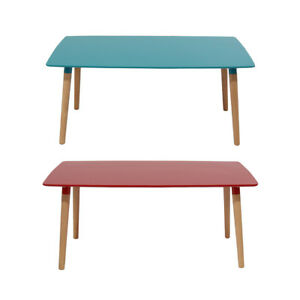 1698c73a6a02 Image is loading Naples-Modern-Rectangle-Beech-Wooden-Coffee-Table-Low-