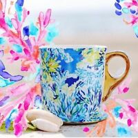 Lilly Pulitzer New in Box Porcelain Mug in Wade And See