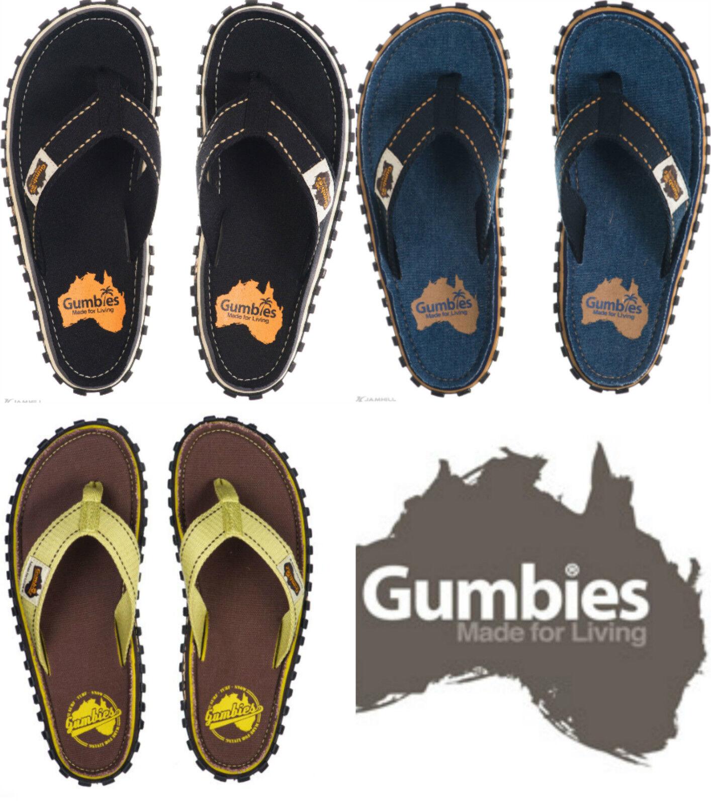 Gumbies Islander Unisex Flip Flops