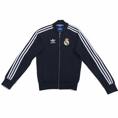 Adidas Originals Veste de survêtement taille XS noir Real Madrid XS survêtement | eBay