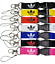 Adidas-Lanyard-Detachable-Keychain-Badge-ID-Free-Shipping-Choose-Color thumbnail 1
