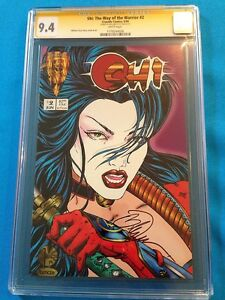 Shi-2-Crusade-CGC-SS-9-4-NM-Signed-by-Billy-Tucci