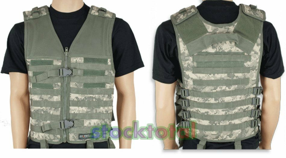 Chaleco WEST B-FORCE    PILKERTON IV SISTEMA MOLLE 3441 STOCKTOTAL  Más asequible