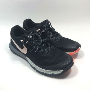 c5050376bde6f Nike Air Zoom Terra Kiger 4 trail shoes Black Men s Size 9 880563 ...