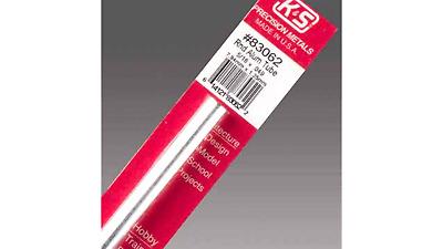 KAmp;S Precision Metals 83062 Round Aluminum Tube 5//16Quot; Od X 0.049Quot;