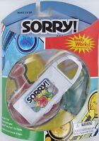 Sorry Game Carabiner Clip On Travel Mini Retired Basic Fun Doll Miniature