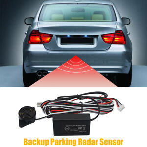 Cool Electromagnetic Car Backup Parking Radar Sensor Reversing System No Wiring 101 Ferenstreekradiomeanderfmnl