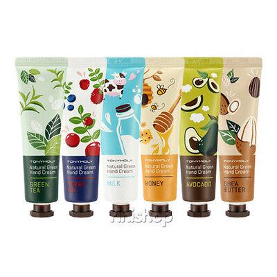 [TONY MOLY] Natural Green Food Hand Cream 30ml Rinishop