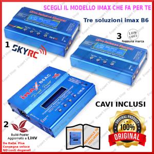 IMAX-B6-CARICA-BATTERIE-LIPO-PROFESSIONALE-carica-bilanciata-SKYRC-o-Build-Power