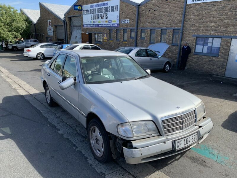BENZO PARTS NOW STRIPPING: 1997 MERCEDES-BENZ C280 W202 WITH AMG KIT