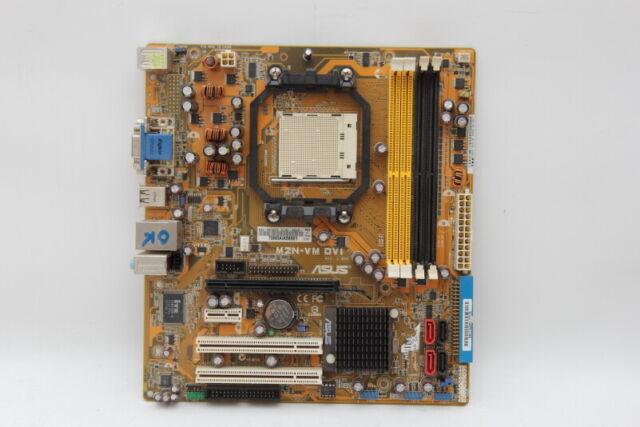 Asus M2N-VM DVI Micro ATX Mainboard Sockel AM2 NVidia® nForce630a Chipsatz PCIe
