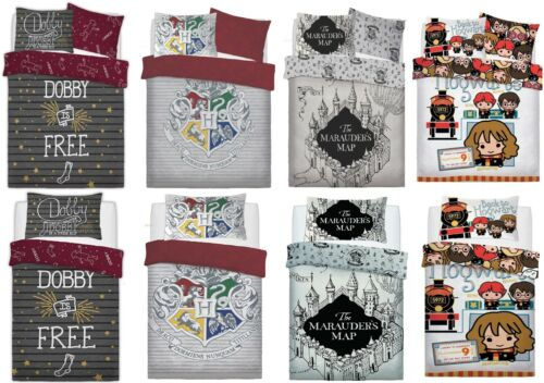 Harry Potter Duvet Covers Single//Double Muggles Hogwarts Ticket