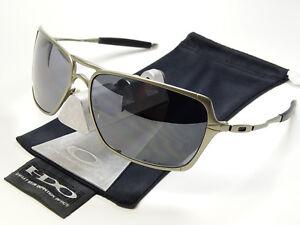 Oakley-Inmate-Light-Black-Polarized-Sonnenbrille-Probation-Deviation-Felon-Dart