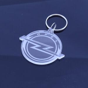 Opel-Car-Badge-Keyring-Handmade-Laser-Cut-Gift