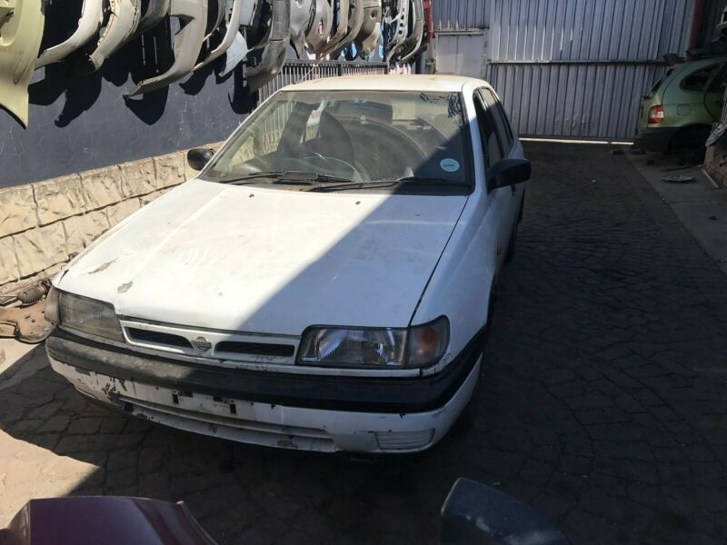 Nissan central stripping for parts
