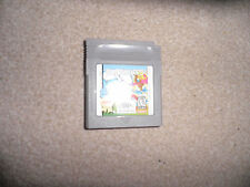 Nintendo Gameboy - the smurfs - cart only