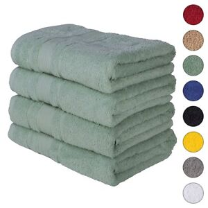 NEW-TEAL-GREEN-Color-ULTRA-SUPER-SOFT-LUXURY-PURE-TURKISH-100-COTTON-BATH-TOWEL