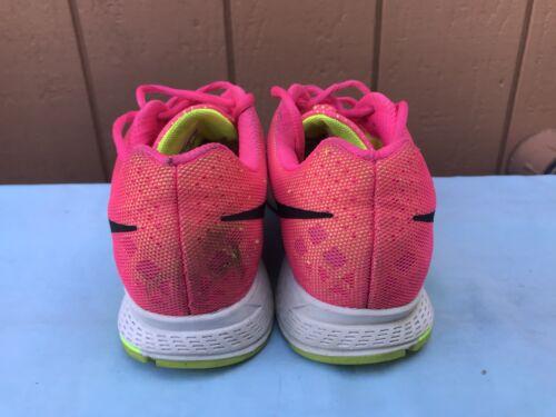 Nike Us 31 Scarpe Pegasus 654486 Donna A6 corsa Sz 600 Euc da Rosa 8 HZdwT0qH