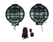 """2PCS  SIX INCH  6"""" OFF ROAD LIGHT TRUCK DRIVING/FOG  LIGHT with Wiring Kit"""