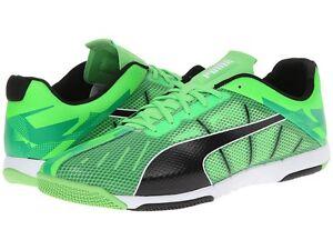 2e556b2653e6 Puma Neon Lite 2.0 Indoor Soccer Shoes - Cleats 103236-02  80 Retail ...