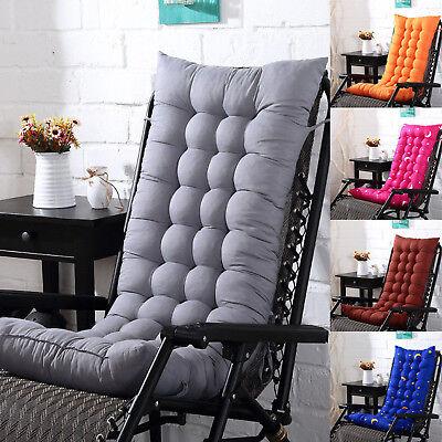 2x transat transat chaise de jardin chaise de plage Chaise longue Divan de jardin pliant Coussin