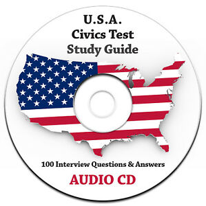 New 2019 Us Citizenship Test Questions Answers Study Guide