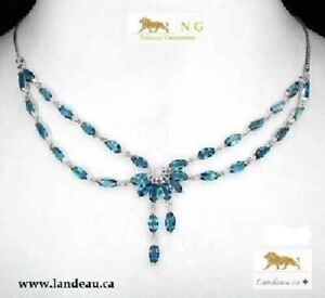 18-ct-MARQUISE-CUT-LONDON-BLUE-NECKLACE