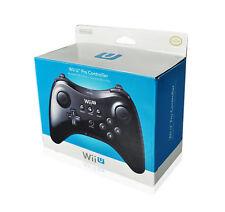 Nintendo Wii U Pro (WUPARSKA) Black Gamepad