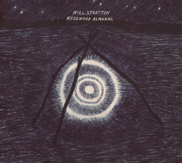 Will Stratton Rosewood Almanac (2017) 10-track CD Nuevo/Sellado Bella Union