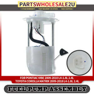 Fuel Gas Pump /& Sending Unit Module Assembly for Toyota Corolla Matrix Vibe