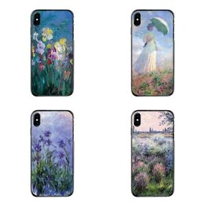 Details About Claude Monet Impressionism Oil Painting For Iphone Xr Xs Max 5s 6s 7 8 Plus Case