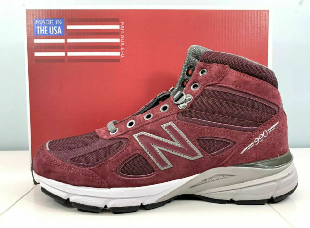 NEW Balance Mens 990v4 Mid Athletic