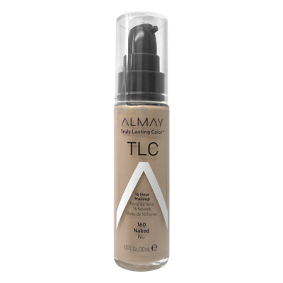 ALMAY TLC truly lasting color 16 HOUR MAKEUP SPF15 NAKED